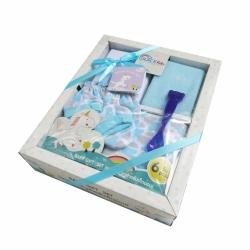 Baby Gift Set 6 PCS. Blue