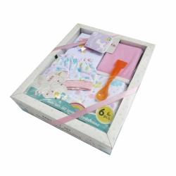 Baby Gift Set 6 PCS. Pink