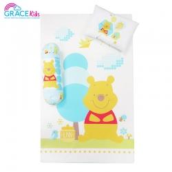 ที่นอนฟองน้ำ Pooh Hello ขนาดM