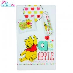 ที่นอนฟองน้ำ Pooh Apple ขนาด M