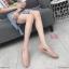 รองเท้าคัทชู ส้นแบน ทรงหัวตัด ดีไซน์สวยเรียบเก๋ หนังนิ่ม ทรงสวย ใส่สบาย แมทสวยได้ทุกชุด (K6001) thumbnail 3