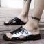 พรีออเดอร์ รองเท้า เบอร์ 38 - 48 แฟชั่นเกาหลีสำหรับผู้ชายไซส์ใหญ่ เก๋ เท่ห์ - Preorder Large Size Men Korean Hitz Sandal thumbnail 1