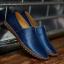 พรีออเดอร์ รองเท้า เบอร์ 38 - 50 แฟชั่นเกาหลีสำหรับผู้ชายไซส์ใหญ่ เก๋ เท่ห์ - Preorder Large Size Men Korean Hitz Sandal thumbnail 8