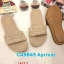 รองเท้าแตะแฟชั่น แบบสวม แต่งอะไหล่สวยหรู พื้นนิ่ม ใส่สบาย แมทสวยได้ทุกชุด (CA9845) thumbnail 1