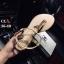 รองเท้าแตะแฟชั่น แบบหนีบ รัดส้น แต่งโซ่ ดีไซน์เปลือยเท้าสวยเก๋ไฮโซสไตล์ชาแนล หนังนิ่ม ทรงสวย ใส่สบาย แมทสวยได้ทุกชุด (FT-125) thumbnail 2