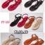 รองเท้าแตะแฟชั่น แบบหนีบ รัดส้น แต่งโซ่ ดีไซน์เปลือยเท้าสวยเก๋ไฮโซสไตล์ชาแนล หนังนิ่ม ทรงสวย ใส่สบาย แมทสวยได้ทุกชุด (FT-125) thumbnail 5