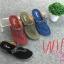 รองเท้าแตะแฟชั่น แบบหนีบ แต่งลูกปัดคลิสตับสวยหรู หนังนิ่ม พื้นนิ่ม งานสวย ใส่สบาย แมทสวยได้ทุกชุด (318-22) thumbnail 1