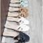 รองเท้าแตะแฟชั่น แบบสวม แต่งหนังสานสไตล์อีฟแซง YSL สีพาสเทลสวยหวานไฮโซ หนังนิ่ม ทรงสวย ใส่สบาย แมทสวยได้ทุกชุด (MR11) thumbnail 2
