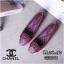 รองเท้าคัทชู ส้นแบน เดินเส้นตารางแต่งดอกคามิเลียสวยเก๋สไตล์ชาแนล หนังนิ่ม พื้นนิ่ม ทรงสวย ใส่สบาย แมทสวยได้ทุกชุด (G318842) thumbnail 2