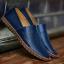 พรีออเดอร์ รองเท้า เบอร์ 38 - 50 แฟชั่นเกาหลีสำหรับผู้ชายไซส์ใหญ่ เก๋ เท่ห์ - Preorder Large Size Men Korean Hitz Sandal thumbnail 3