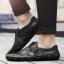 พรีออเดอร์ รองเท้า เบอร์ 38 - 47 แฟชั่นเกาหลีสำหรับผู้ชายไซส์ใหญ่ เก๋ เท่ห์ - Preorder Large Size Men Korean Hitz Sandal thumbnail 4