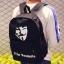 กระเป๋าเป้สะพายหลังสารพัดประโยชน์ สวย ทน เท่ห์ คุณภาพชั้นนำเป็นที่ยอมรับระดับสากล Good quality version of the shoulder bag male Korean version of the backpack men fashion trend thumbnail 2