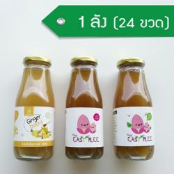 Easy Easy Plee & Ginger Baby 24 ขวด (1 ลัง)