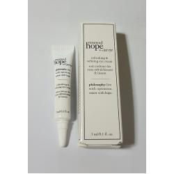 Philosophy renewed hope in a jar eye refreshing & refining eye cream [3ml][In Box]