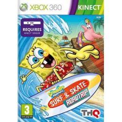 SpongeBobs Surf And Skate Roadtrip [Kinect]
