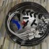 ชุดหัวพ่นหมอก4ทิศทาง 5 ชุด PE 20มม สาย 20เมตร
