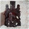 หน้ากากจักรพรรดิ์จีน เล็ก สูง 15.5 cm