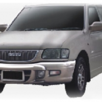 ISUZU TFR DRAGON EYE '98-'01