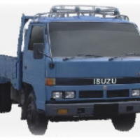 ISUZU 6 WHEEL NPR