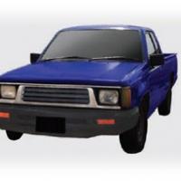 MITSUBISHI L200 CYCLONE '89-'95