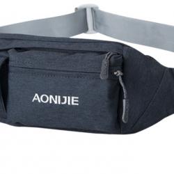 กระเป๋าคาดเอว ยี่ห้อ Aonijie สีดำ