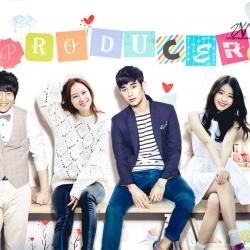 DVD/V2D The Producers / Producer วุ่นวายนัก ลุ้นรักโปรดิวเซอร์ (โปรดิวเซอร์หน้าใส หัวใจกุ๊กกิ๊ก) 4 แผ่นจบ (ซับไทย) *fan sub