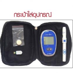 เครื่องวัดน้ำตาลในเลือด Blood Glucose Meter