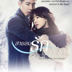 DVD/V2D That Winter, The Wind Blows สายลมรักในฤดูหนาว 4 แผ่นจบ (HDTV 2 ภาษา)