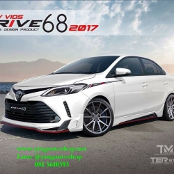 New Vios 2017 รุ่น Drive 68