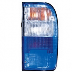 04-468 R/L Rear Combination Lamp with Lens Color Key