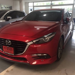 ชุดแต่ง Mazda3 2017 Hatcback รุ่น JAP