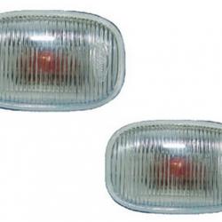 ไฟเลี้ยวข้าง Vigo เลนส์ขาว (03-363 Side Direction Indicator Lamp)