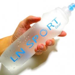 LN Sport Gear ขวดน้ำแบบนิ่ม ขนาด 500 มิลลิลิตร (Soft Flask 500 ml.)