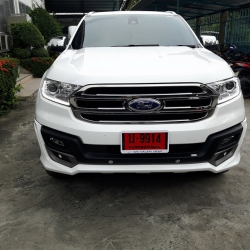 พรม New Ford Everest รุ่น New Sport series