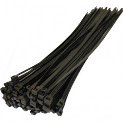 """Cable tie หนวดกุ้ง 4""""นิ้ว x 100 เส้น"""