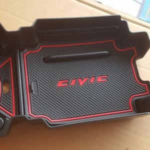 กล่องเอนกประสงค์คอนโซลกลาง Civic 2017 FC