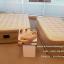 ที่นอนเป่าลม Intex รุ่น 64458 (สีเบจ) ปั้มลมในตัว Queen Size ขนาด 152x203x46ซม. (5ฟุต) thumbnail 1
