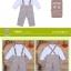 ID411- เสื้อ+กางเกง 3 ชุด /แพค ไซส์ 80-100 thumbnail 4