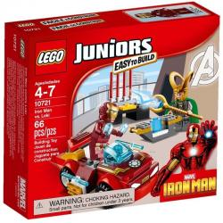 LEGO Juniors 10721 Iron Man vs Loki