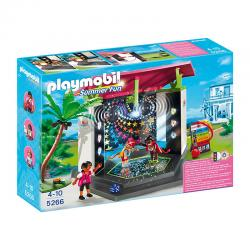 PLAYMOBIL 5266 Children's Club with Disco