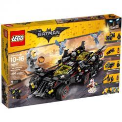 LEGO The Lego Batman Movie 70917 The Ultimate Batmobile