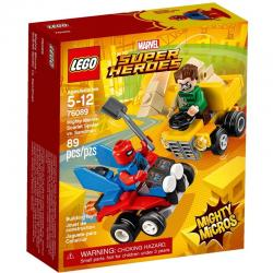 LEGO Super Heroes 76089 เลโก้ Mighty Micros: Scarlet Spider vs. Sandman