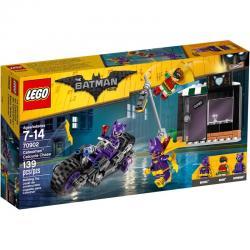 LEGO The Lego Batman Movie 70902 Catwoman Catcycle Chase
