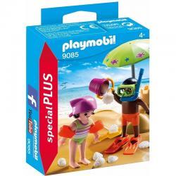 PLAYMOBIL 9085 Children at The Beach