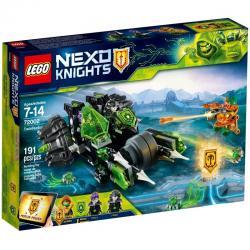 LEGO Nexo Knights 72002 เลโก้ Twinfector