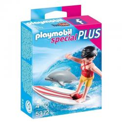 PLAYMOBIL 5372 Surfer with Surf Board Playset