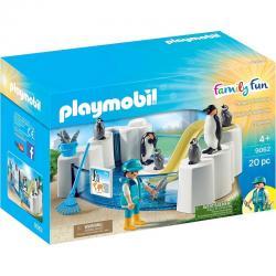 PLAYMOBIL 9062 Penguin Pool