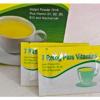 วิตามินดีท็อกซ์ 7 รีทอกพลัส (1กรัม/ซอง) วิตามินผง ใช้ได้ทั้ง ละลายในน้ำกาแฟเพื่อดีท็อกซ์ และยังสามารถใช้ผสม กับน้ำผลไม้ หรือน้ำอุ่น ดื่มเพื่อบำรุงร่างกาย 7 Retog Plus Vitamins วิตามินเสริม สำหรับผู้ทำดีท็อก
