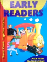 Early Readers – 3 Read Together Stories