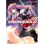 Skyworld สกายเวิลด์ เล่ม 2